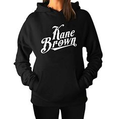Kane Brown Girl's Athletic Hooded Sweater Hoodie -- Awesome products selected by Anna Churchill