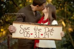 #savethedate #engagement #photo #fall #red #wedding #love #cute #diy # #karielizabethphotography #photoshoot #williamandmary #college #sweethearts Red Wedding, Wedding Signs, William And Mary, Phi Mu, Love Is All, Engagement Photos, College, Place Card Holders, Events