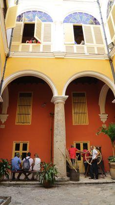 Habana Nov 2015 - Museo del Ron Havana Club