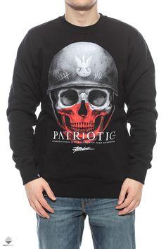 Bluza Patriotic Skull