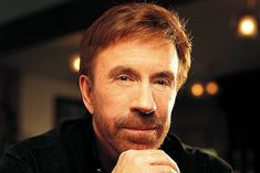 Chuck Norris on natural remedies for depression