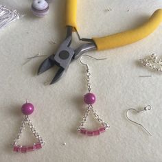 A new day, a new pair of earrings!
