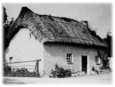 "Thatched Welsh Cottage - The bulk of West Wales cottages which still survive were built during the 18th and 19th century, in response to the demand for additional housing between the middle of the eighteenth and the middle of the nineteenth century. This put a lot of pressure on the land which was available at the time. Use of the common land by means of the famous tai unnos or ""One Night"" became widespread."