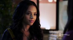 Pin for Later: Who Is It This Time? 8 Pretty Little Liars Girls Who Could Be the New Red Coat Maya St. Germain