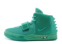 "quality design d212a 24cc8 Discover the For Sale Nike Air Yeezy 2 ""Green Lantern"" Glow In The Dark  2014 group at Footlocker. Shop For Sale Nike Air Yeezy 2 ""Green Lantern""  Glow In The ..."