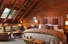 The Inn at the Round Barn Farm in Waitsfield, Vermont | B&B Rental ~Richardson Room~