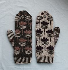 Melancholy Thistle Mittens_small2