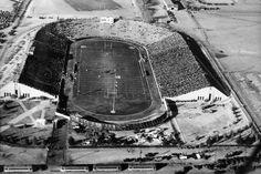 Rice Stadium, University of Utah, November 1938. (Tribune archives)