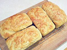 """English Muffin Bread from """"One Good Thing"""""""