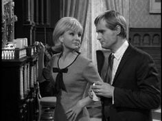 Susan Oliver & David McCallum - 'The Man From U.N.C.L.E.' - television show