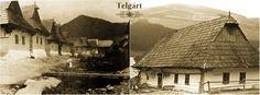 Horehronská architektúra - Telgárt, Slovakia, a roky Heart Of Europe, Big Country, House Styles