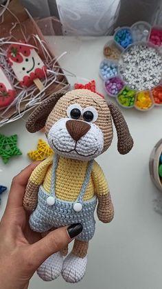 Knitting Dolls Free Patterns, Crochet Dolls Free Patterns, Crochet Blanket Patterns, Doll Patterns, Crochet Baby Toys, Crochet Teddy, Crochet Christmas Decorations, Plush Pattern, Knitted Dolls