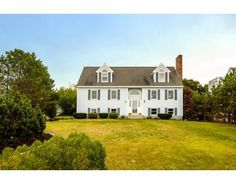 5 Cliff Estates Rd Scituate Ma 02066 Salt Water Marshes Distant Ocean Views Steps To Coveted Minot Beach This Home Offers A Flexible Floor Plan Layout