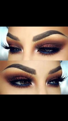 17 Best Makeup For Navy Dress Images Beauty Makeup Flawless