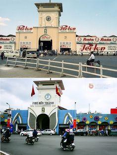 Saigon Past & Present