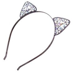 Girl's Accessories Lower Price with Lovely Bunny Ears Hair Band For Women Party Prom Self Photo Black Dot Headbands Women Hair Accessories Headband Hairband Spare No Cost At Any Cost Apparel Accessories