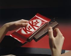 Oh Kit Kat how i love you and wish i had a life time supply of you
