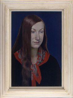 Sheelah Hynes painting by Dod (Doris Shaw) Procter, 1916.