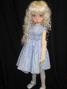 Nyssa - doll by Kaye Wiggs