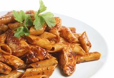 Low Fat Pasta Recipes, Healthy Recipes, Healthy Food, Food To Gain Muscle, Low Sodium Diet, Chicken Pasta, Health And Nutrition, Men Health, Nutrition Program