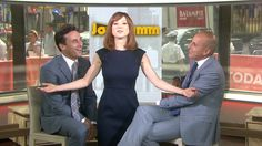Surprise calls, dance-offs: The best of Ellie Kemper's week on TODAY