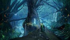 Fanfic / Fanfiction de Originais - Reino Mágico de Rasen - A primeiro Visita
