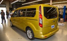 Ford Transit Connect Minivan