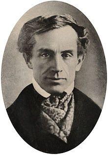 Samuel Morse ( 27 de abril de 1791 –  2 de abril de 1872). Inventor y pintor, contribuyó a la invención del telégrafo con Joseph Henry y del método de transmisión conocido como código Morse