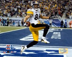 Super Bowl XL - Hines Ward