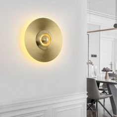 This led wall lamp is made of refined brass, purchase from Homelava.com will have more beautiful shapes and higher quality. Contemporary Wall Lights, Modern Wall Lights, Bedroom Lighting, Sconce Lighting, Light Bedroom, Lighting Design, Bubble Wall, Lighting Suppliers, Applique Led
