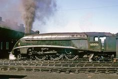 R0228 - Ferryhill Shed | LNER Class A4 4-6-2 no. 60006 'Sir … | Flickr