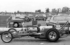 Vintage Drag Racing - 1959