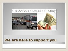 http://www.topnotchlawsuitloans.com/pedestrianaccident-lawsuit-funding.html Topnotch funding is an online legal lawsuit funding company that provides cash advances of lawsuit for pedestrian accident victims .The company provides post settlement and pre settlement funding for personal injury cases involving pedestrian accidents.