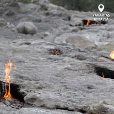 A land of mysteries, a land of miracles… There is only one country where you can find mythological spots like Chimaera, where rocks burn eternally…