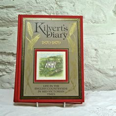 Kilverts Diary  Life in English Countryside in by FeltersCottage