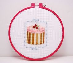 House warming gift Completed Cross stitch by MeandMamaCreations Decor Ideas, Gift Ideas, Frame It, Cottage Chic, Mother Day Gifts, A Table, House Warming, Kitchen Decor, Cross Stitch