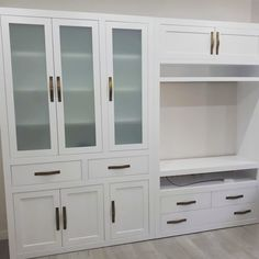 Realizamos a medida China Cabinet, Storage, Furniture, Home Decor, Solid Wood, Custom Furniture, White People, Purse Storage, Homemade Home Decor