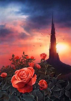 The Dark Tower - Stephen King.  This is Stephen King's Magnum Opus.  Along with The Stand, this series is one you simply cannot put down.  Brilliant!!  For added fun, listen to the audio version (with George Guidell and Frank Mueller -- NOT the Stephen King audio!!)  It goes on forever, and still you're sad to see it end...