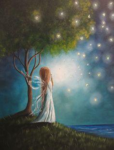 Shawna Erback Custom Paintings