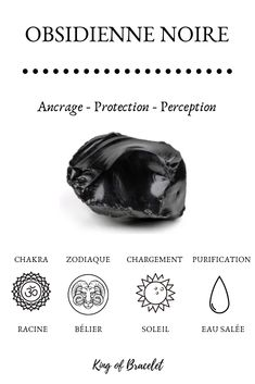 Black Obsidian - Virtues, Benefits and Properties in Lithotherapy - In this article, you will discover the meaning, properties, benefits and virtues of the semi-precio - Celtic Dragon, Celtic Art, Wiccan, Witchcraft, Islamic Art Calligraphy, Calligraphy Alphabet, Magick Book, Les Chakras, A Kind Of Magic