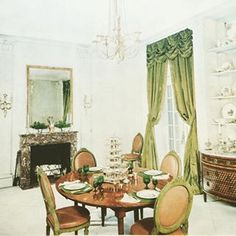 Duck Creek dining room