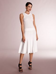 Donna Karan Spring 2013- Amazing Outfits of the Day… | outfitofthedayblog