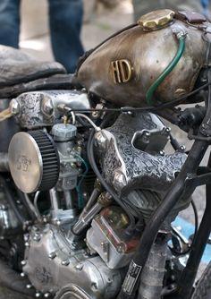 Harley Davidson News – Harley Davidson Bike Pics Harley Davidson Engines, Harley Davidson Knucklehead, Harley Bobber, Harley Davidson News, Harley Davidson Motorcycles, Bobber Chopper, Motorcycle Tank, Motorcycle Outfit, Vintage Bikes