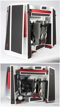 In Win S-Frame redefined by Watermod