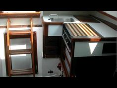 Becoming Elizabeth Ann ~ Catalina 27 Restoration - YouTube