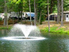 NASCAR RV Resorts at Adirondack Gateway at Gansevoort, New York