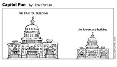 Capitol Pun by Eric Per1in