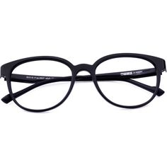 Unisex full frame memory plastic eyeglasses - FRM8827   Firmoo.com ($33) ❤ liked on Polyvore featuring accessories, eyewear, eyeglasses, plastic eyeglasses, plastic eye glasses and plastic glasses