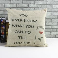 Highlight your uniqueness with customized pillows from snapmade.com!