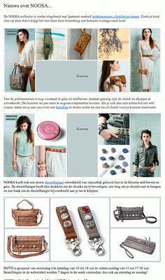 Noosa Platinum Jewelry, 5th Avenue, Ginger Snaps, Gold Jewellery, Jewelery, Style Inspiration, Cool Stuff, My Style, Amsterdam